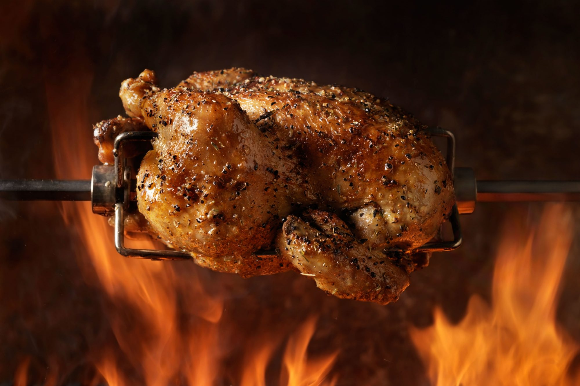 This Is How to Choose the Best Grocery Store Rotisserie Chicken