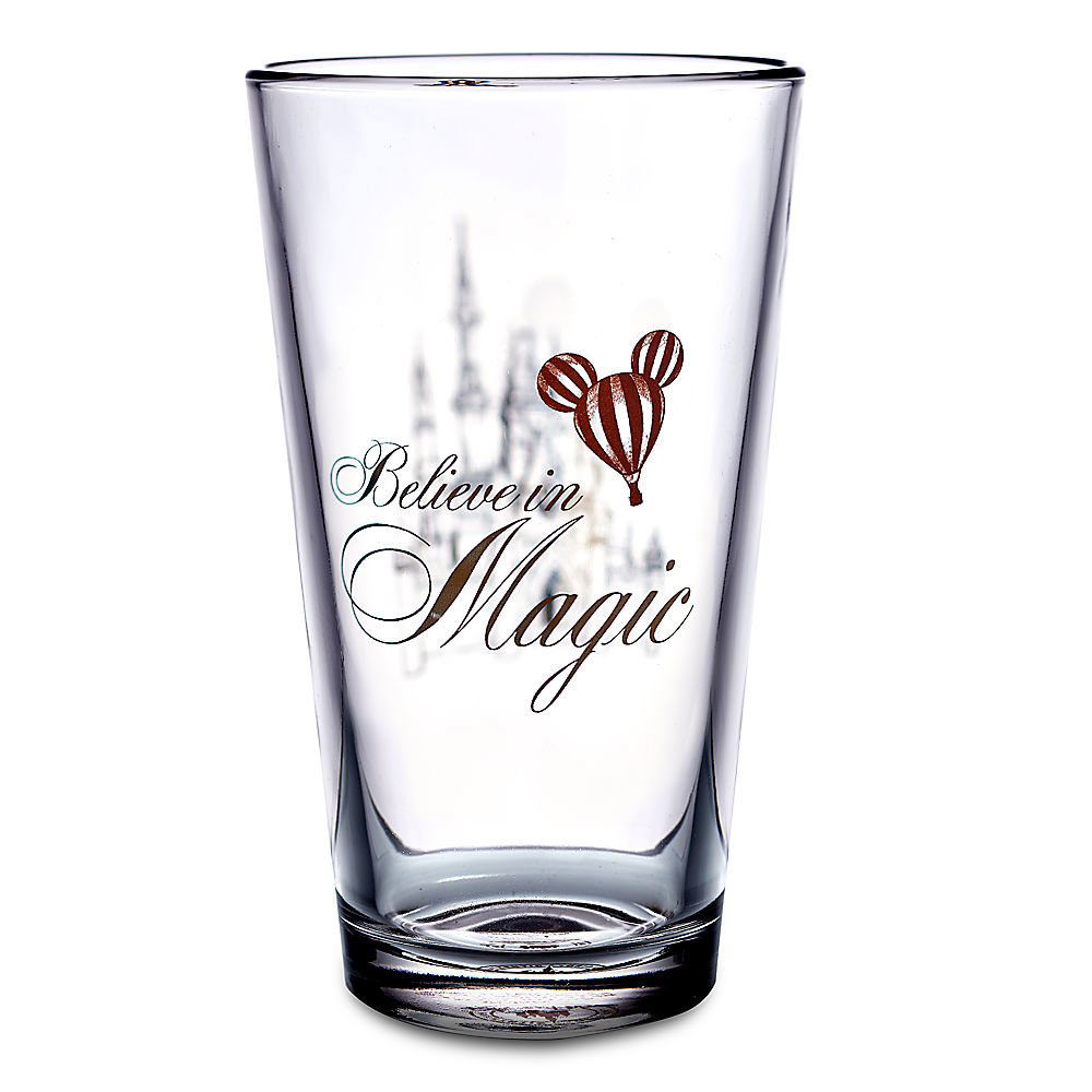 Disney World Pint Glass