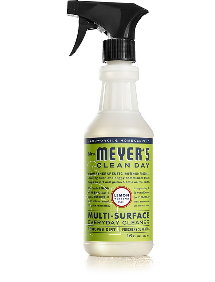 Mrs Meyers Clean Spray Lemon Verbena
