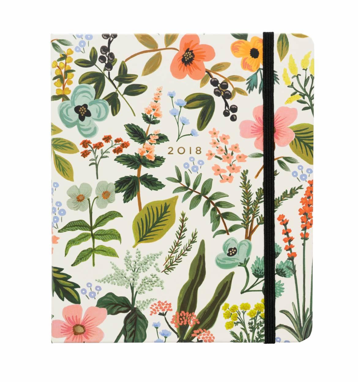 2018 Herb Garden Planner