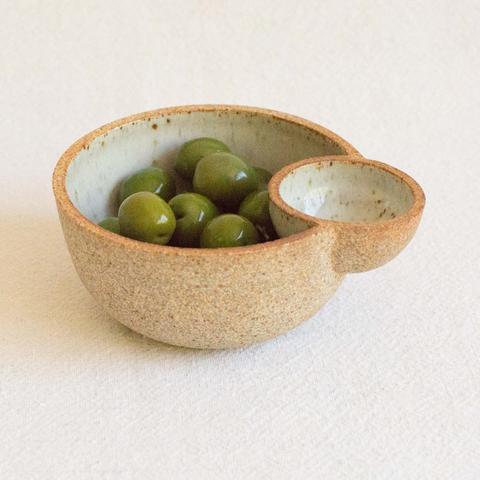 Double Bowl by Julie Cloutier