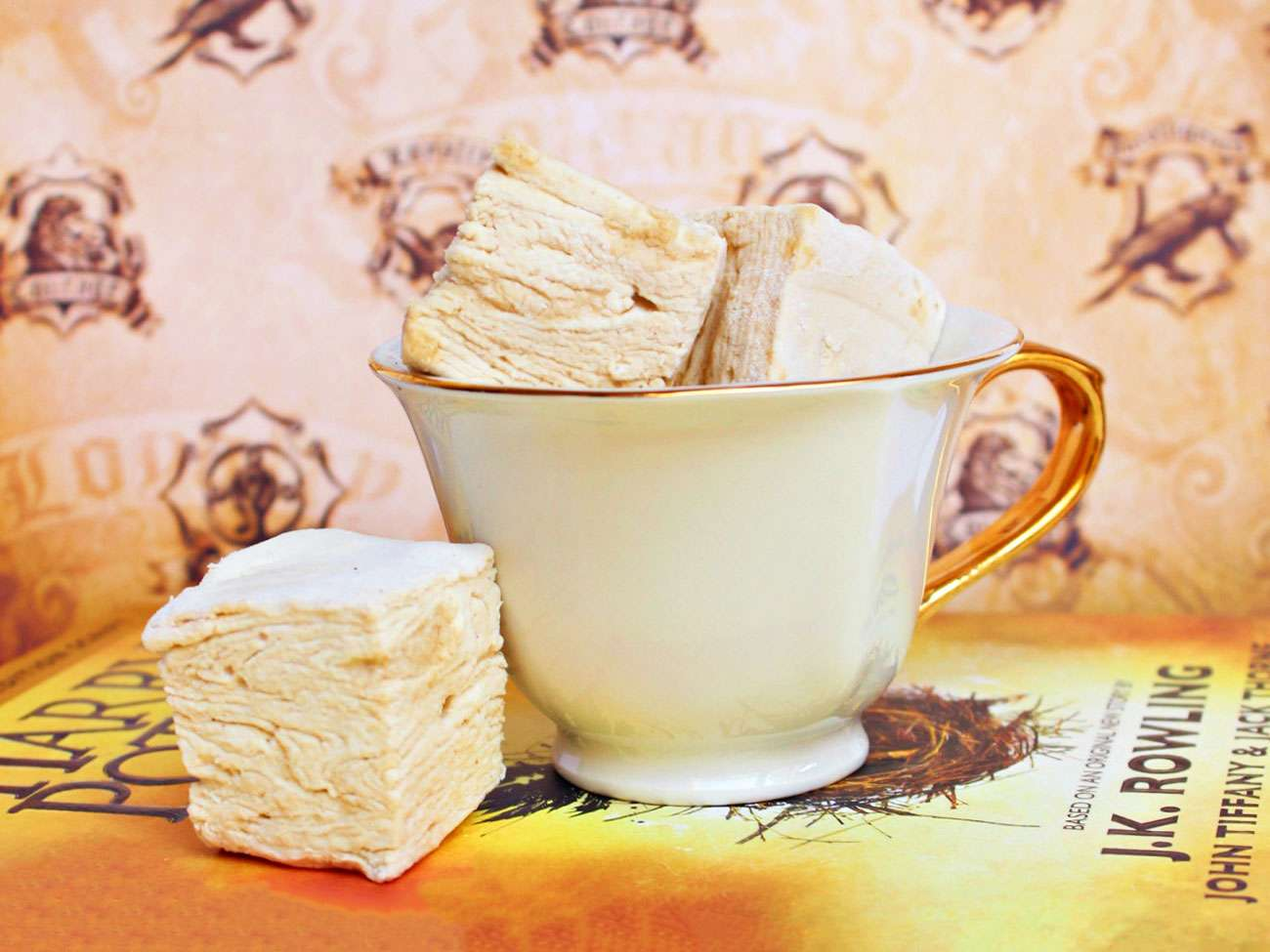 You Can Buy Harry Potter-Inspired Butterbeer Marshmallows Online
