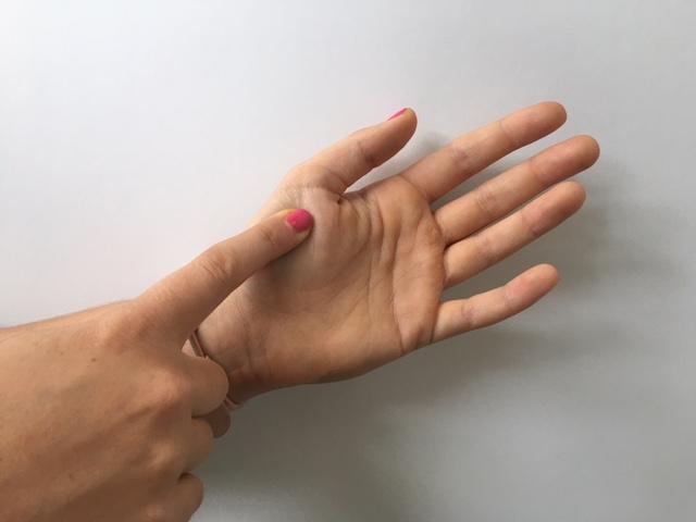 Meat Doneness Finger Test 1
