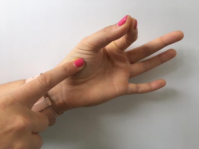 Meat Doneness Finger Test 5