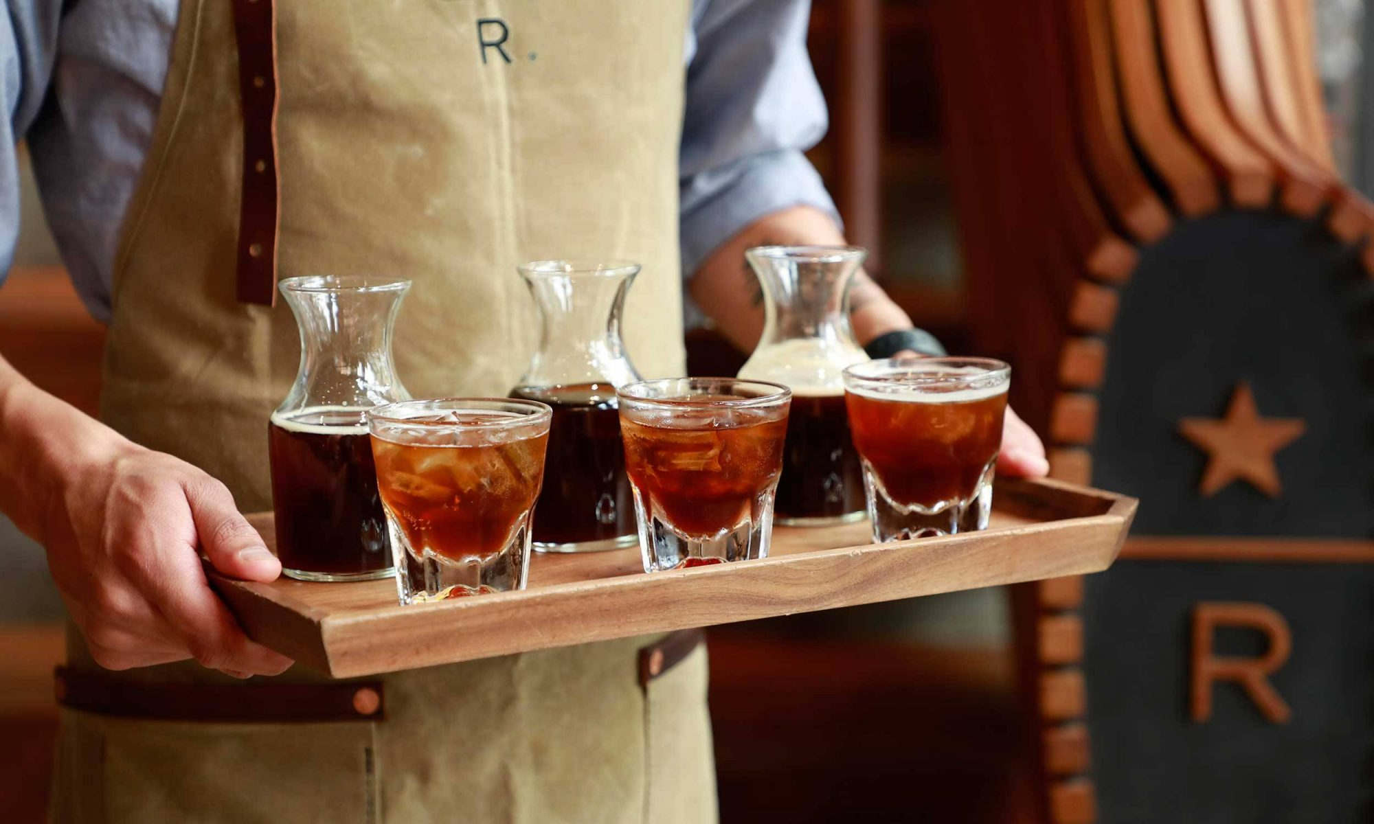 EC: Starbucks Introduces Cold-Press Espresso But What Is It?