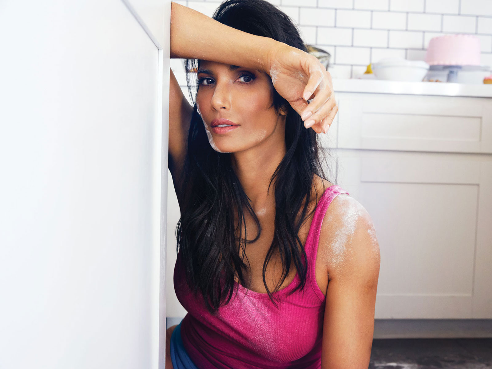 How Padma Lakshmi Detoxes After Filming 'Top Chef'