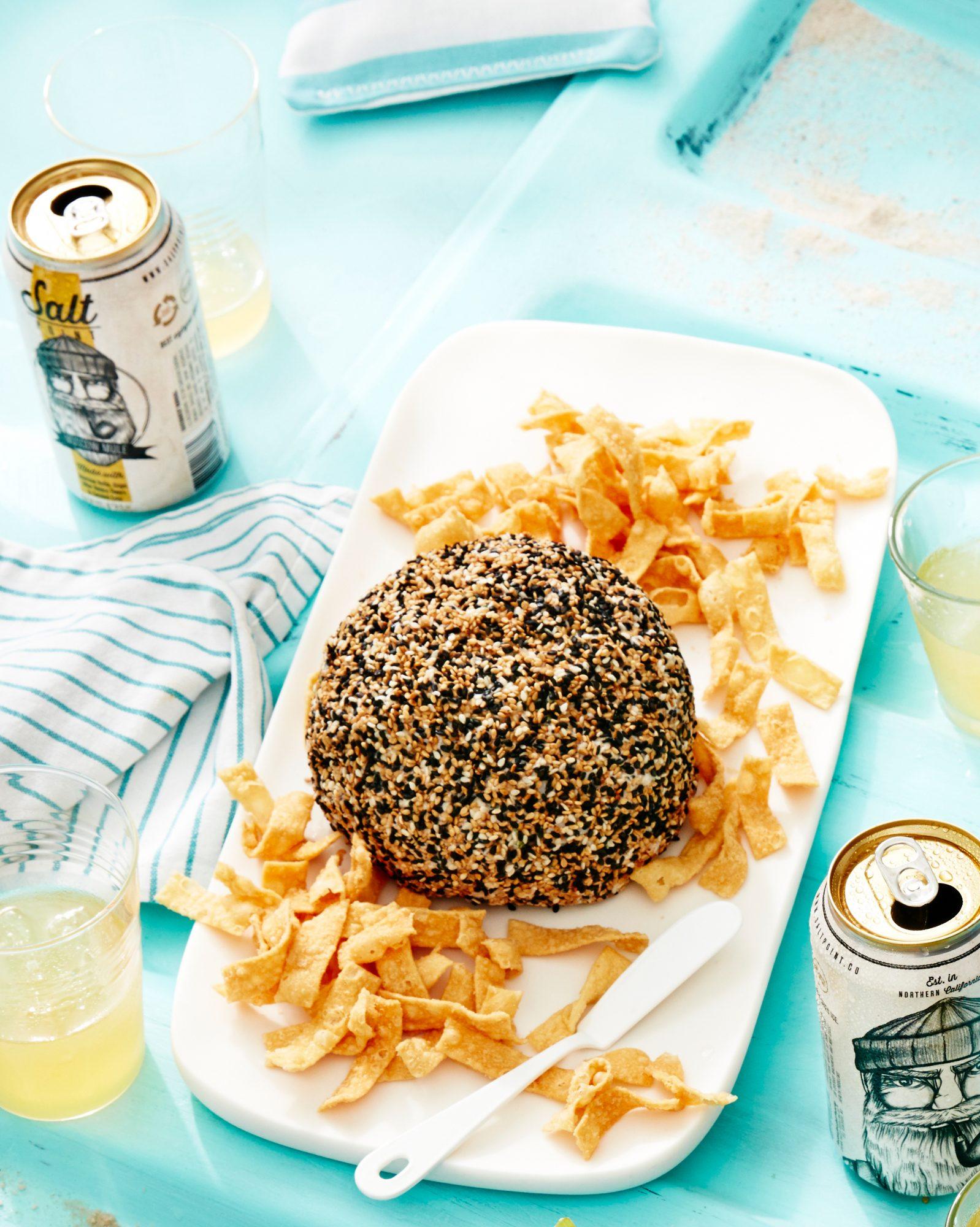 cl-Crab Rangoon Cheese Ball