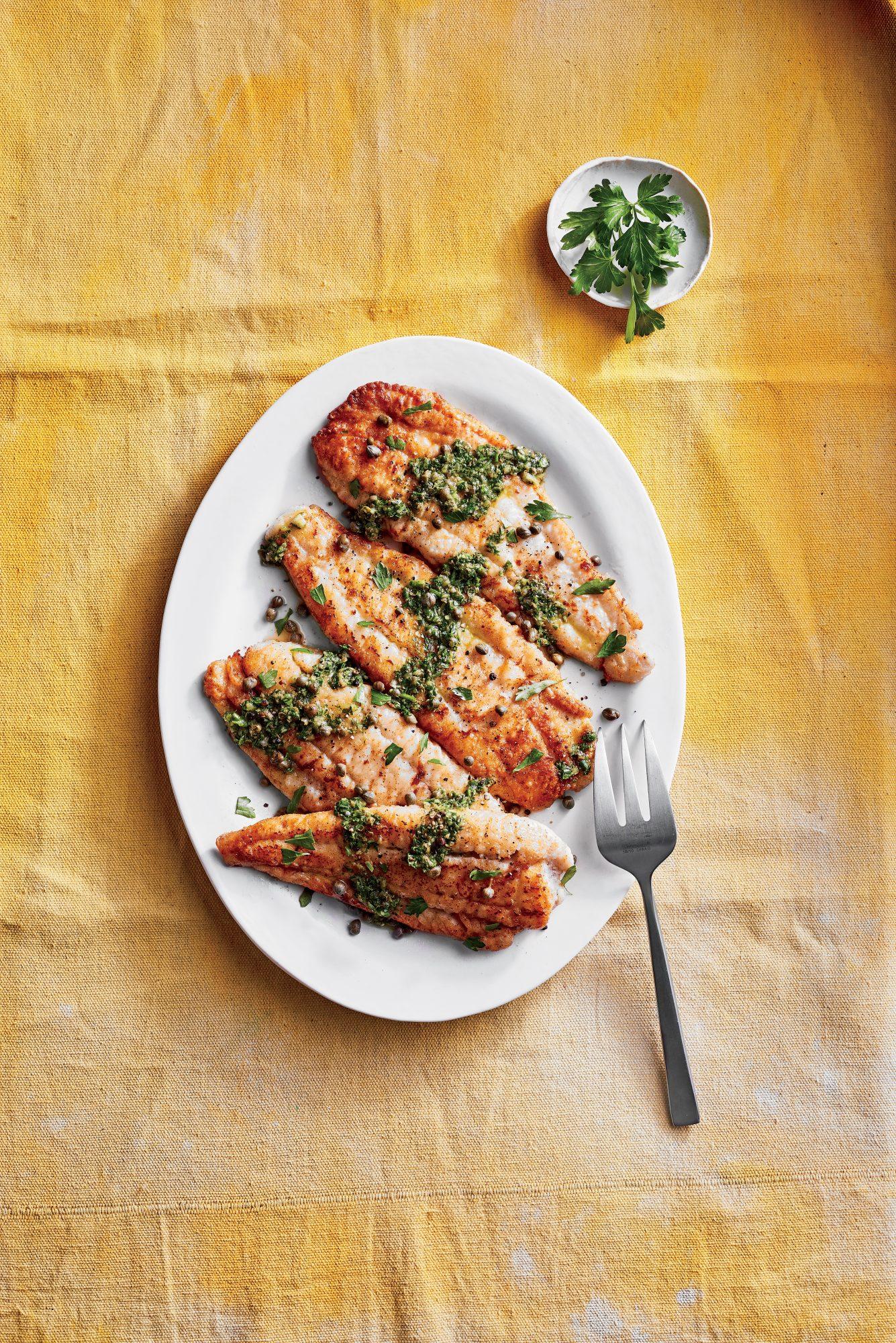 <p>Italian Salsa Verde</p>