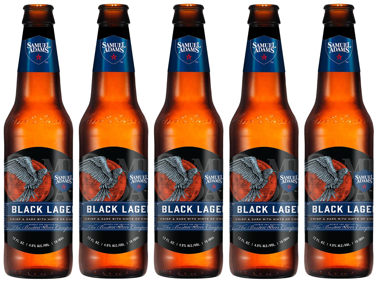 Black Lager by Sam Adams