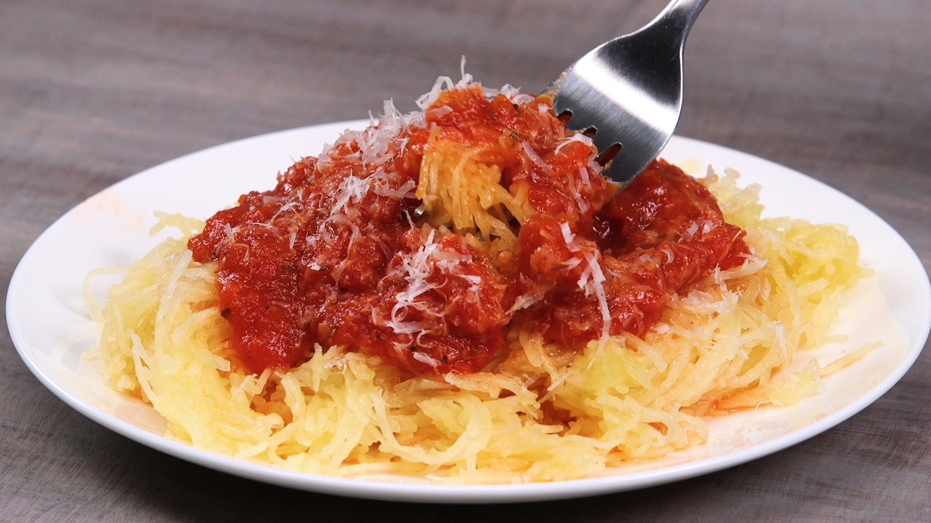 Simple Slow Cooker Spaghetti Squash image