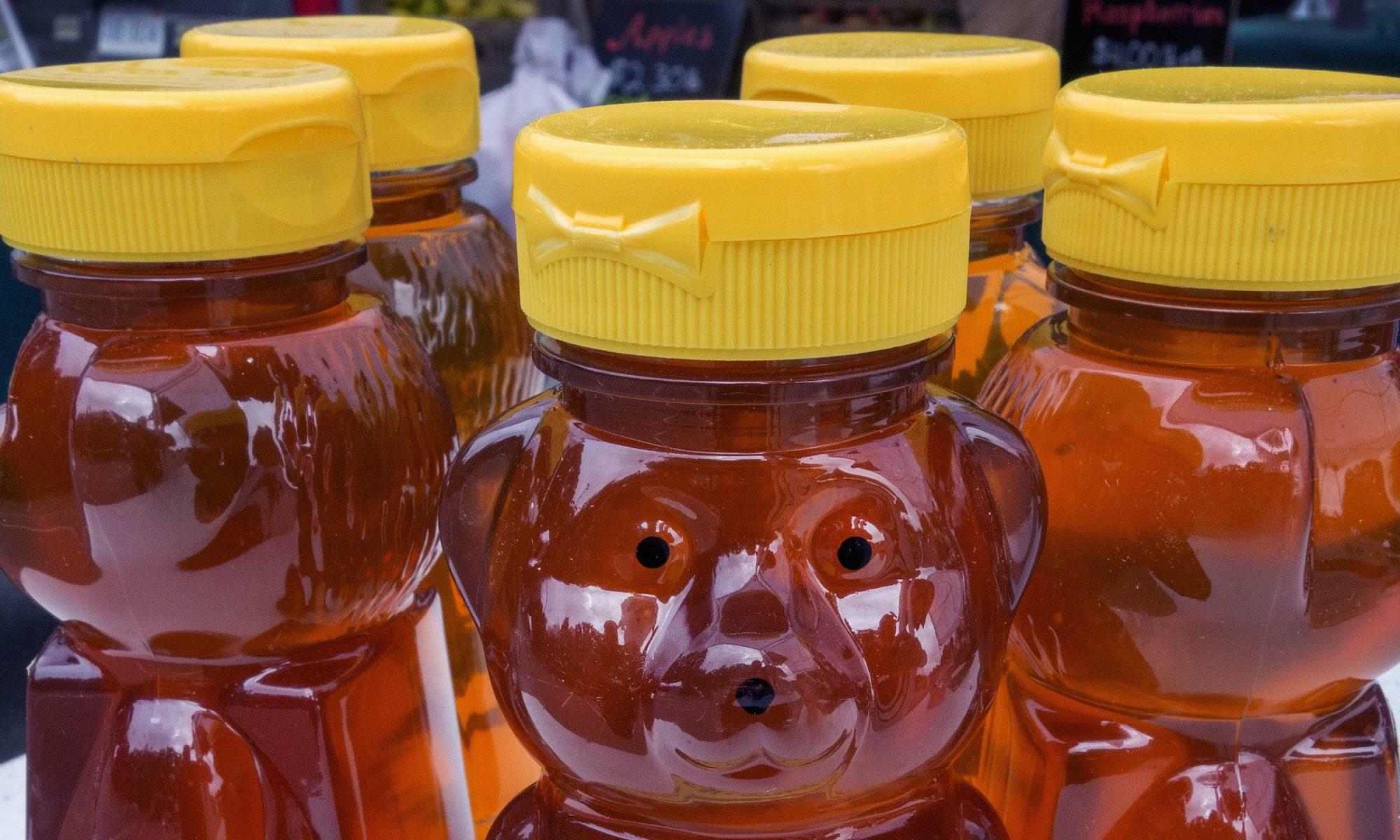 what is imitation honey