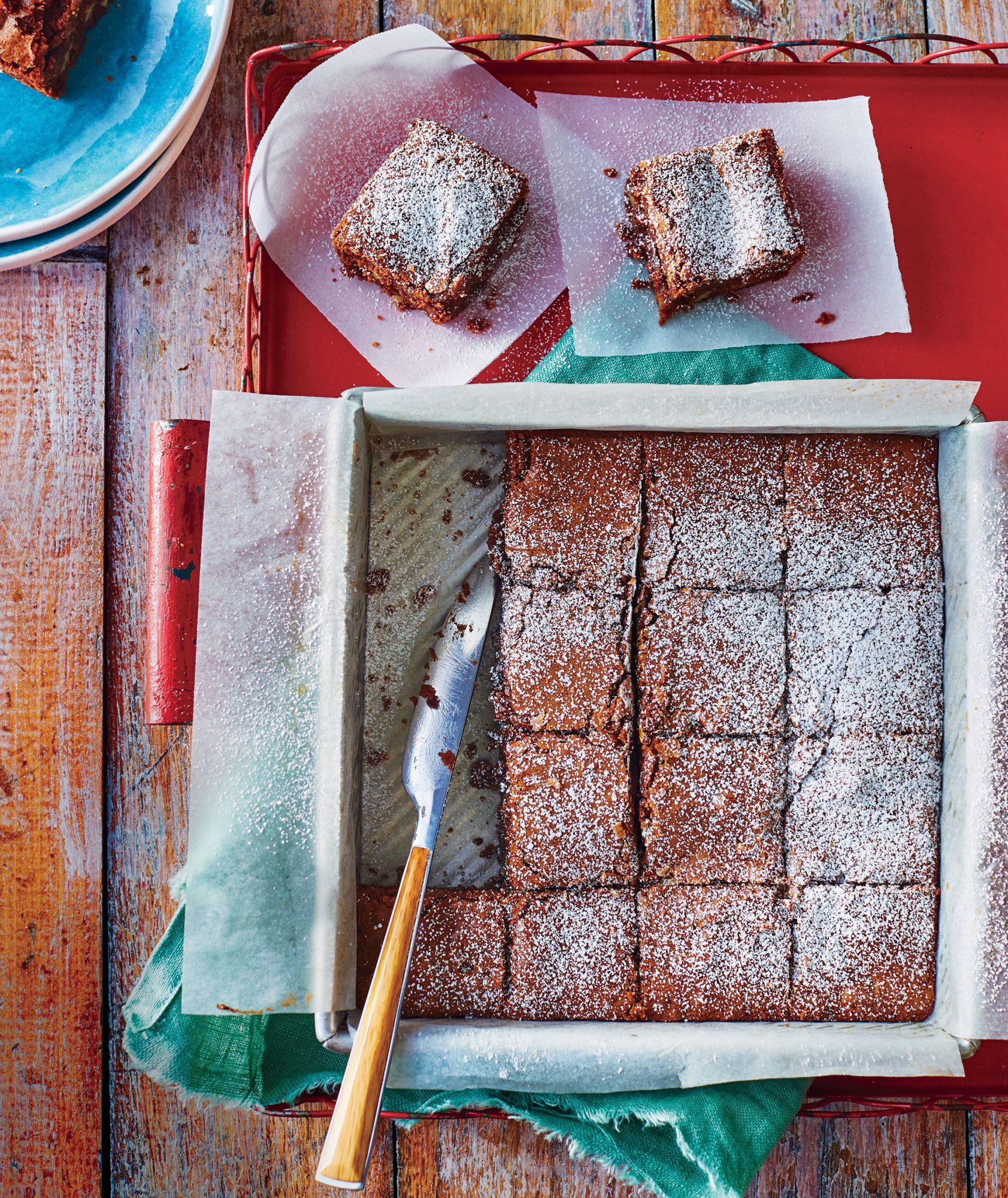 SL- Fudge-Cake