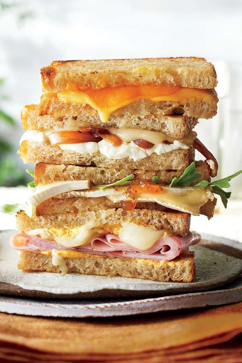 Classic Grilled Cheese