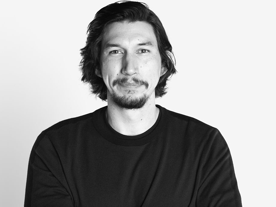 Adam Driver Reveals He  Frequently  Eats Two Dinners