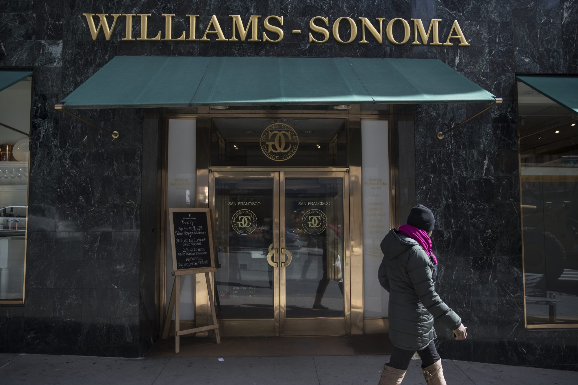You Can Work for Williams-Sonoma From Home