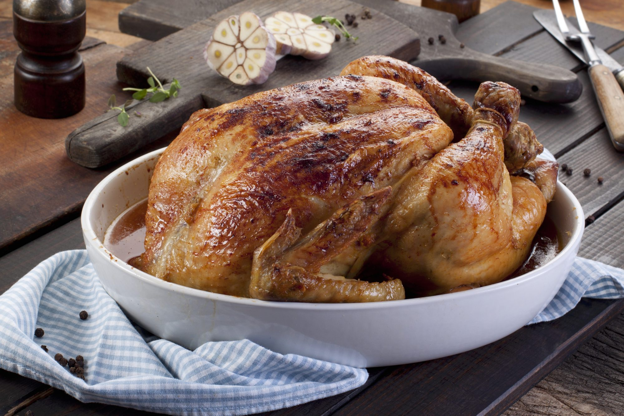 Are You Cooking Your Chicken Upside-Down?