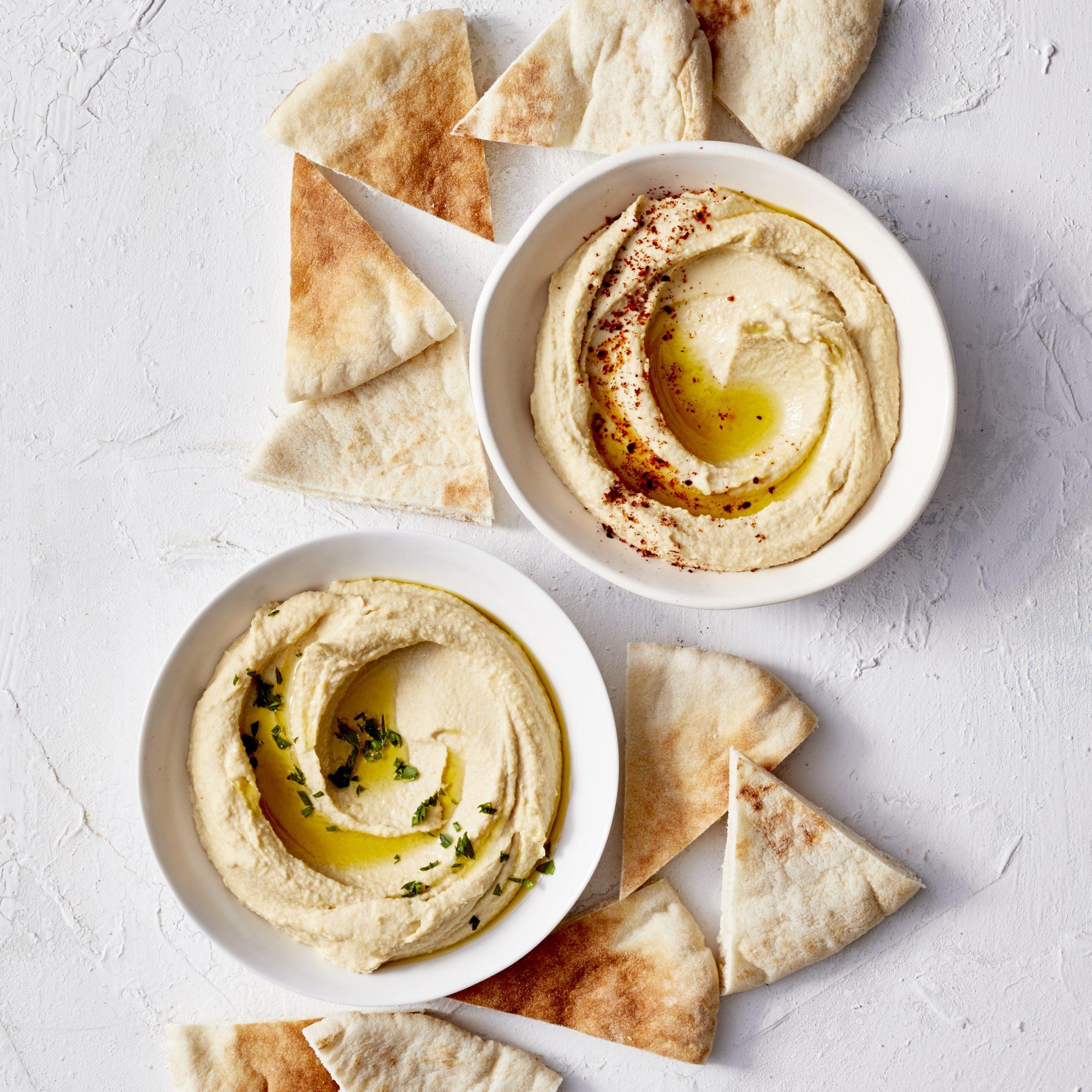 Creamy Tahini Hummus image