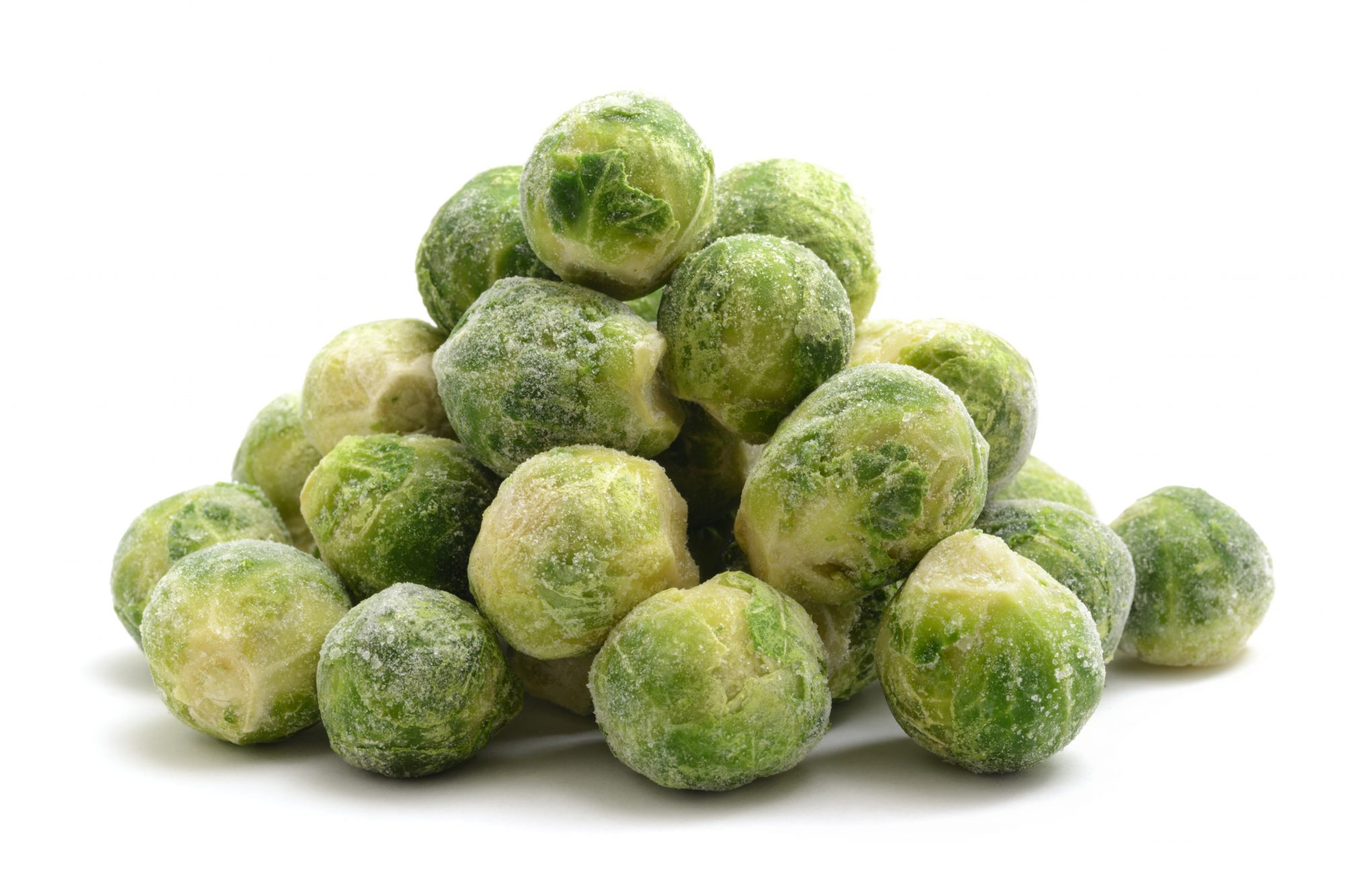 How to make frozen brussel sprouts in a pan