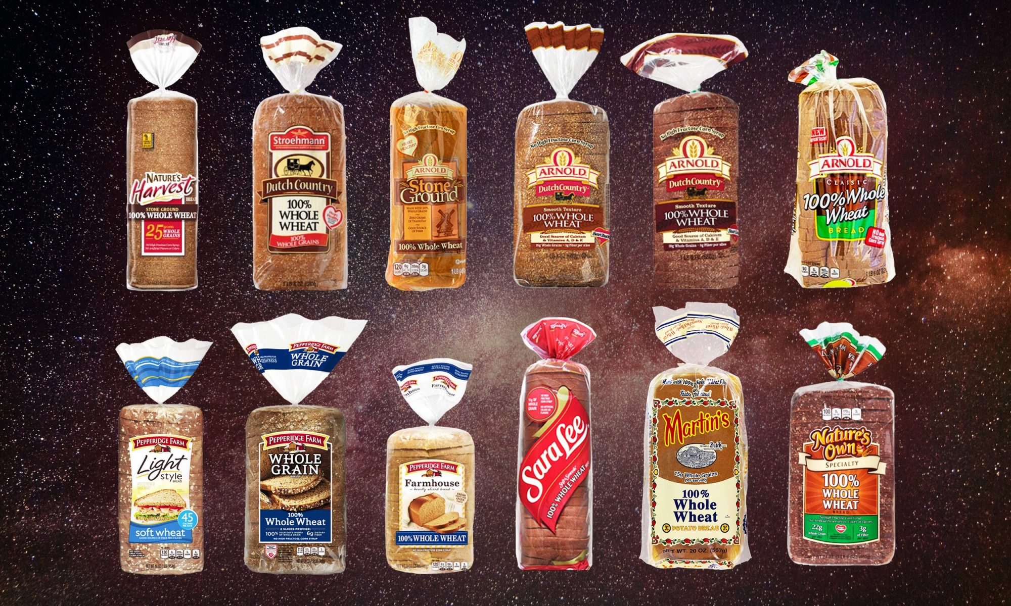 EC: I Tried 12 Kinds of Grocery Store Whole Wheat Bread and Here's the Best One