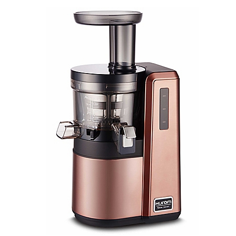 Hurom® HZ Slow Juicer in Rose Gold