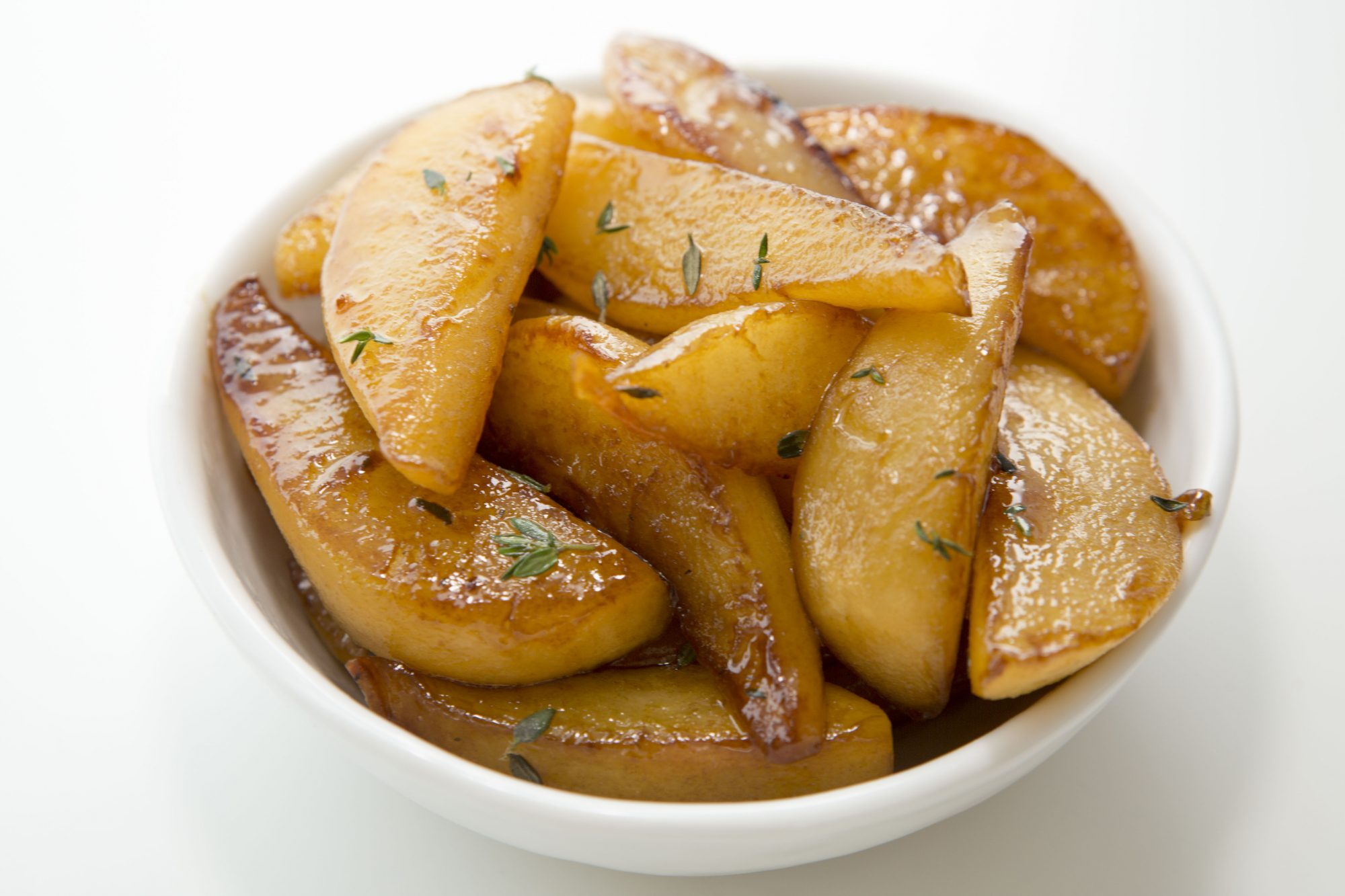 Browned Butter Pears image