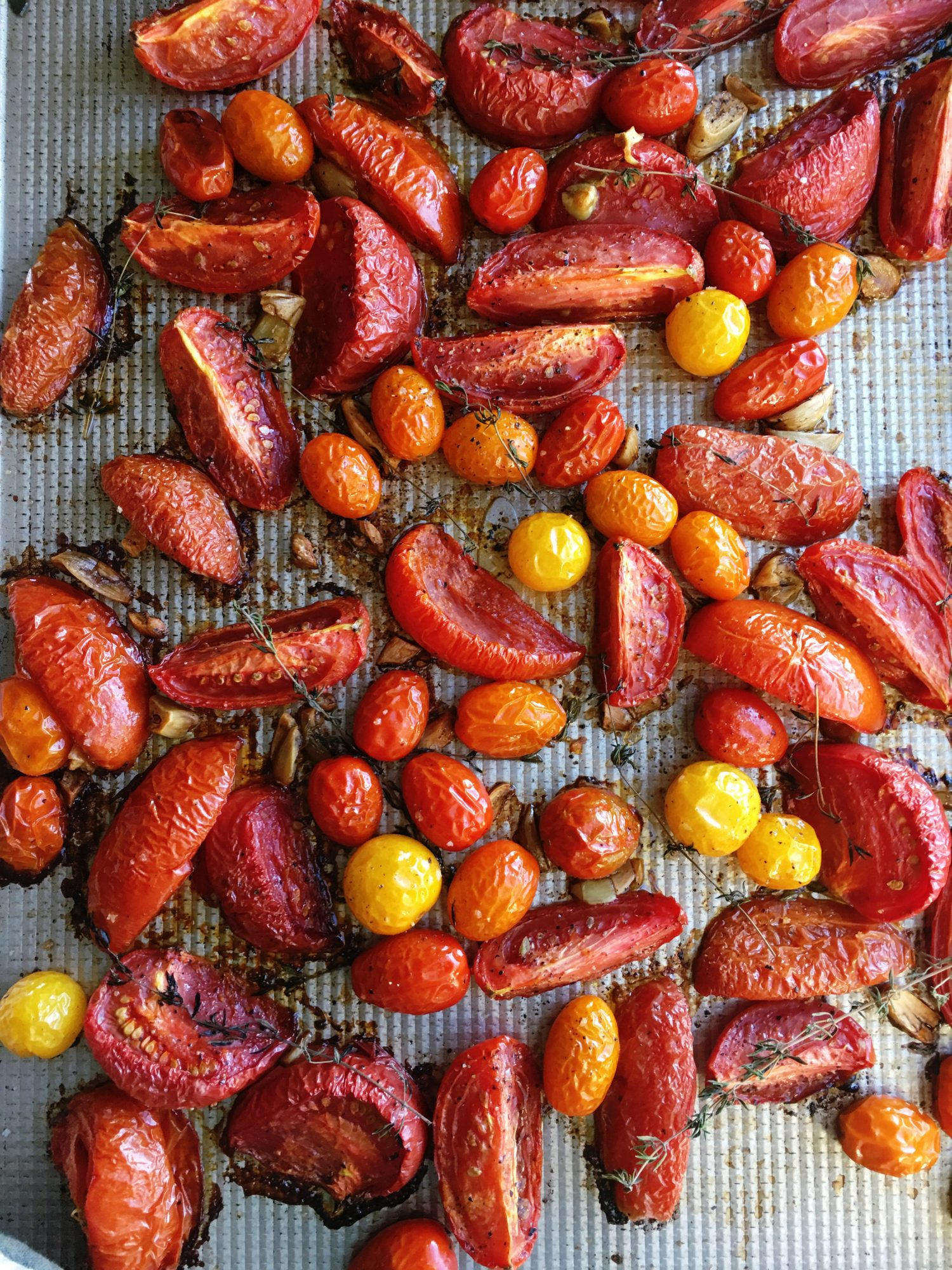 This is the Only Way to Cook with Fresh Tomatoes in the Colder Months