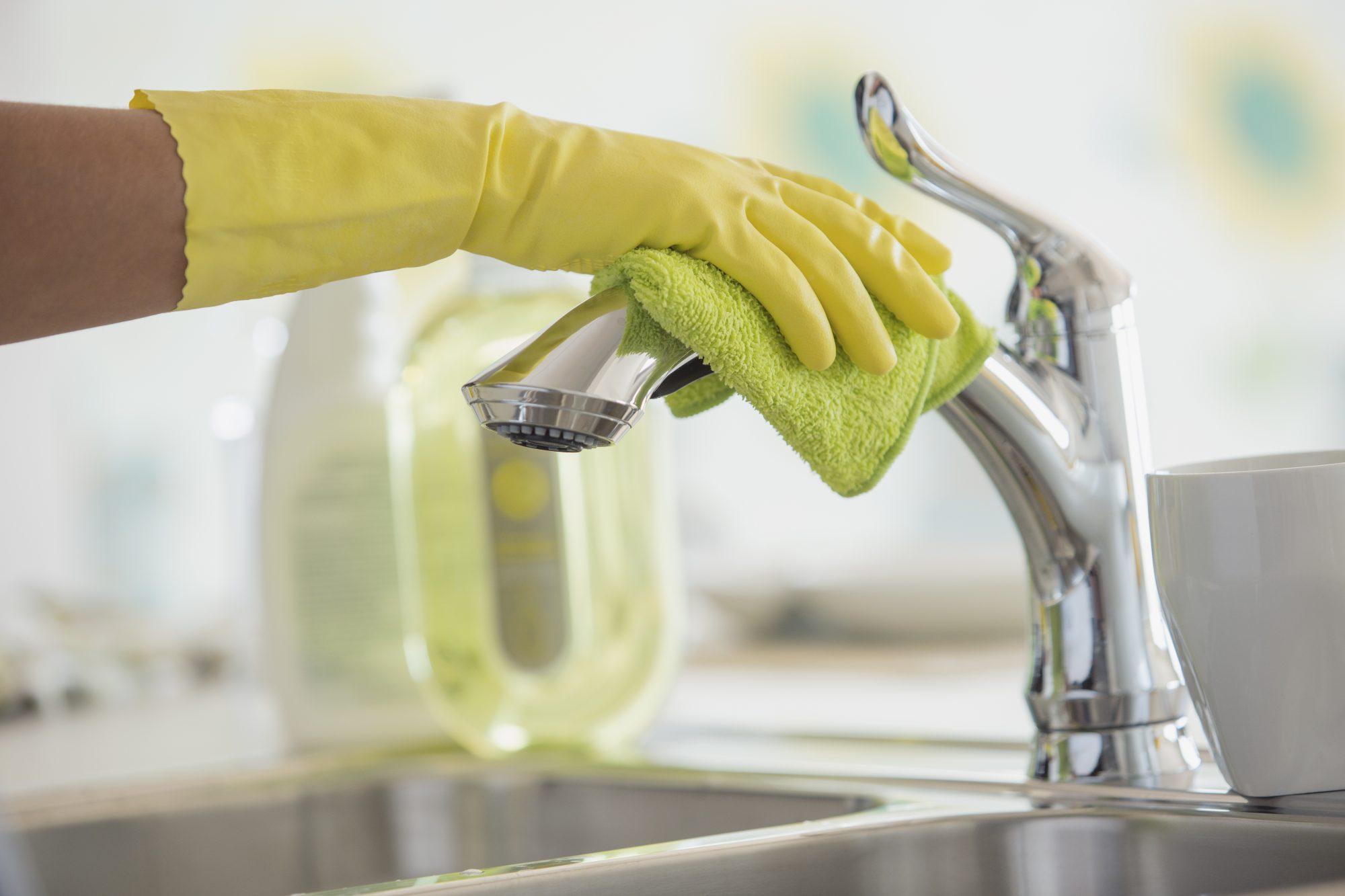 Clean Sink Image