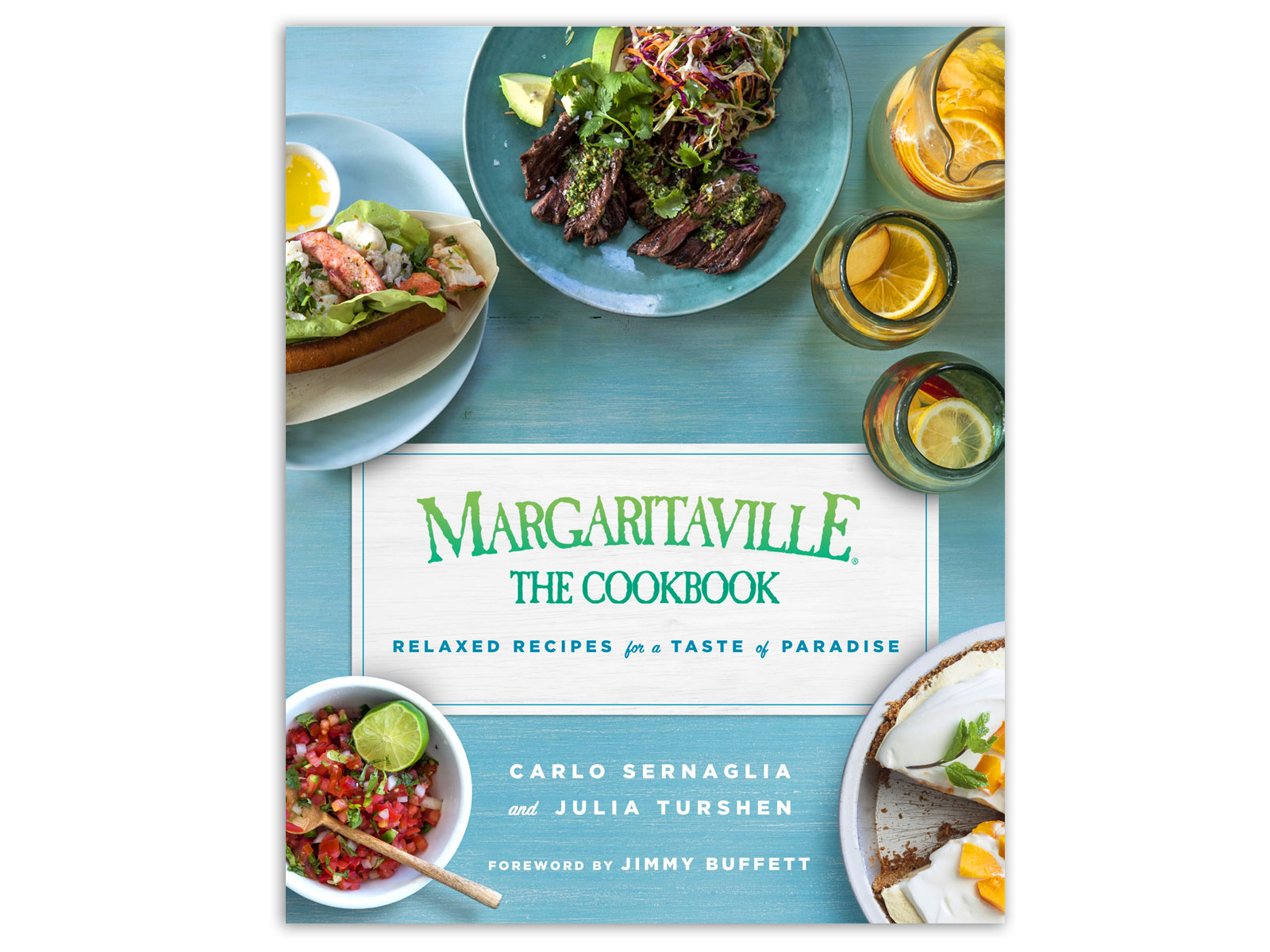 Love Margaritaville? Here's Where You Can Find all the Recipes