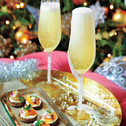 Toast the New Year!