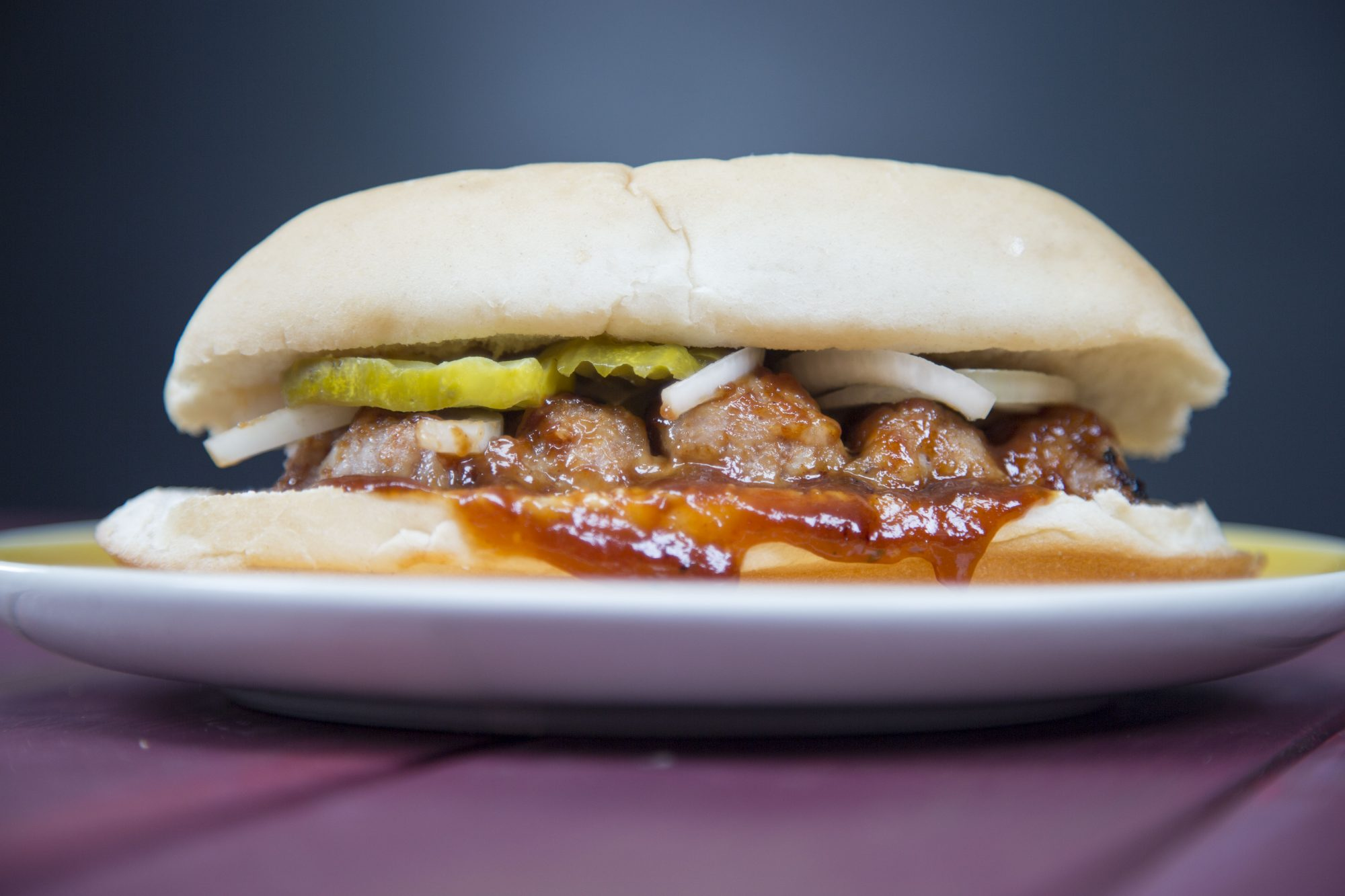 Copycat Mcrib Sandwich Recipe Myrecipes