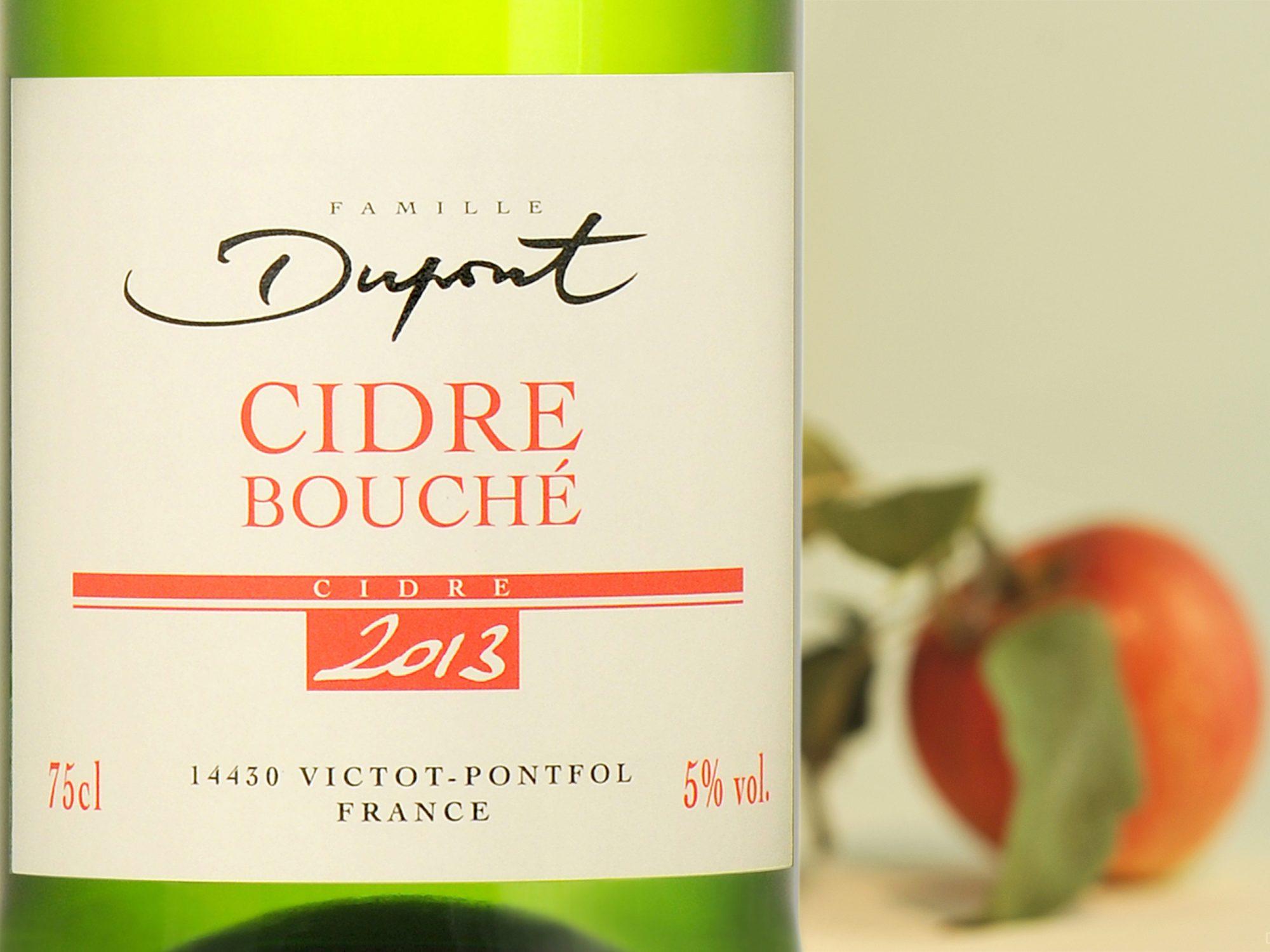 Famille Dupont Cidre Bouche
