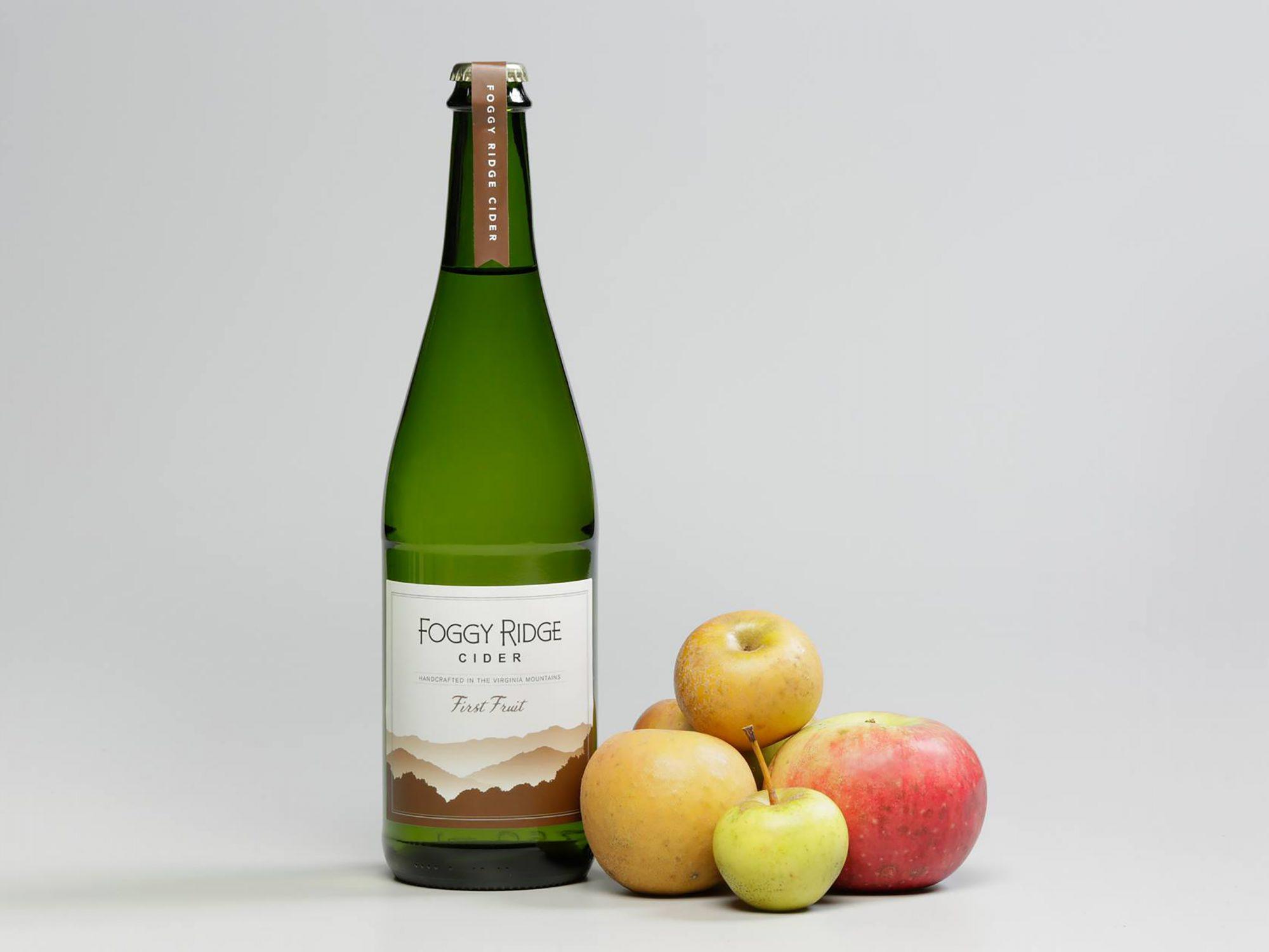 Foggy Ridge Cider First Fruit