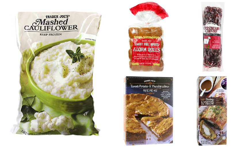 Trader Joe's Thanksgiving Products