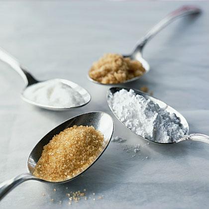 Sugar Teaspoons