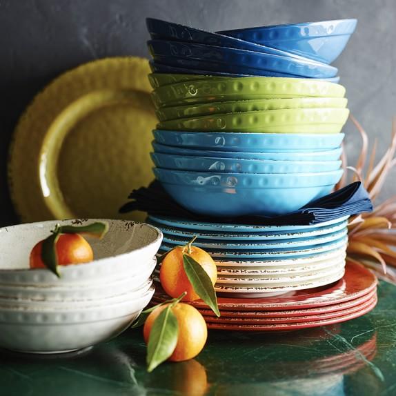 Rustic Melamine Bowls