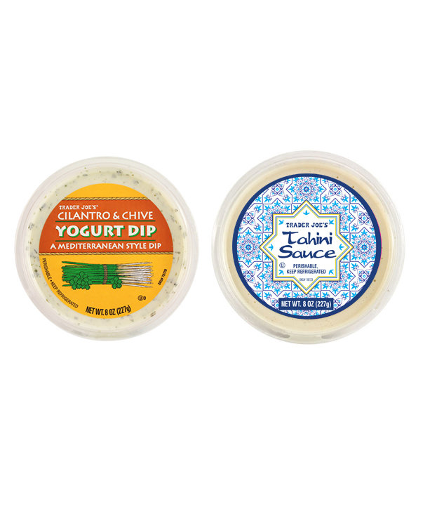 Trader Joe's Recalls Yogurt Dip and Tahini Sauce Over Listeria Concerns