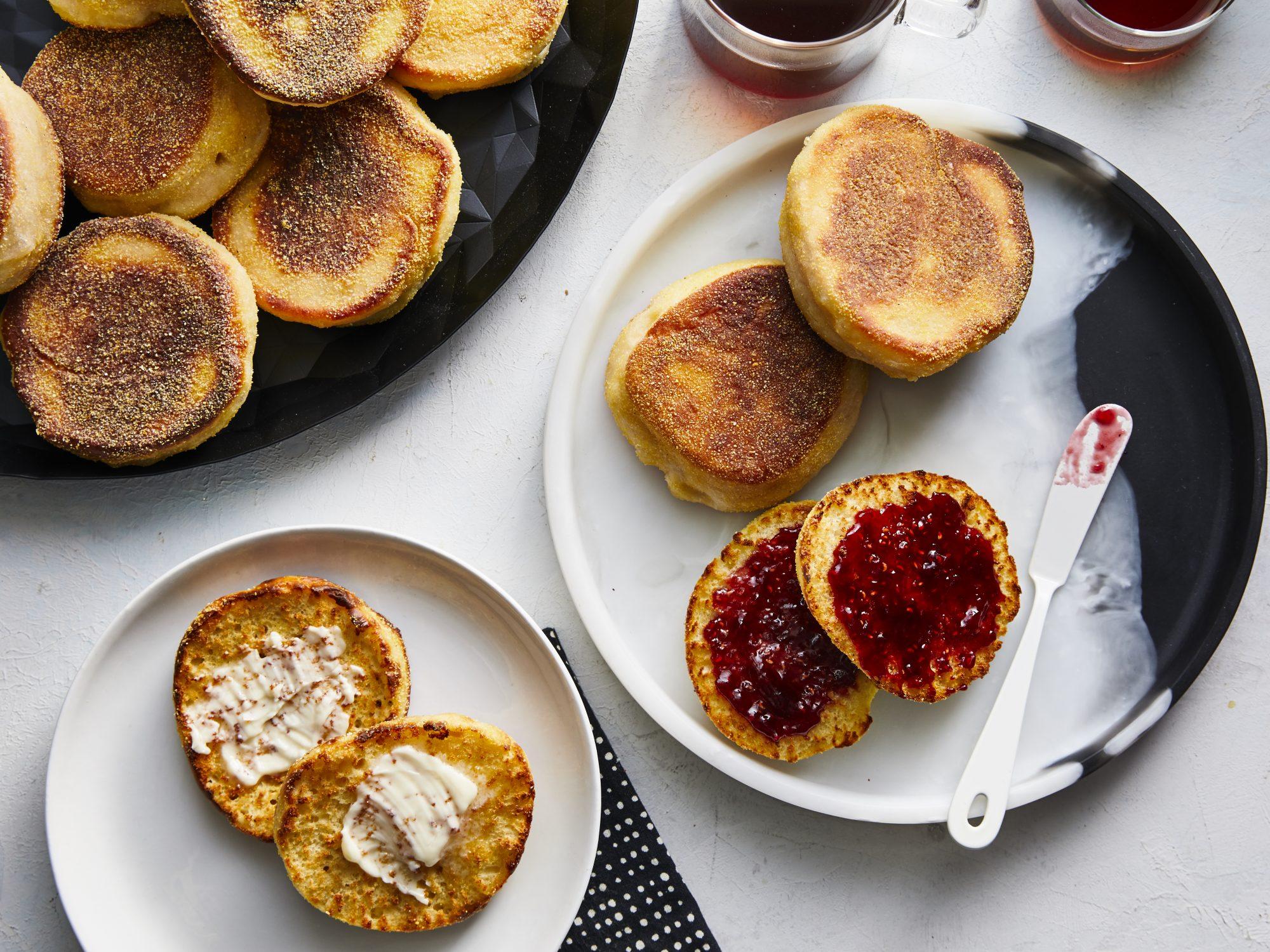 English Muffins image