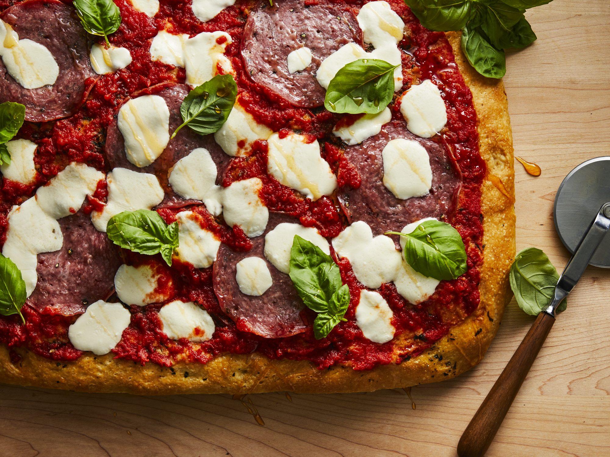 Focaccia Pizza