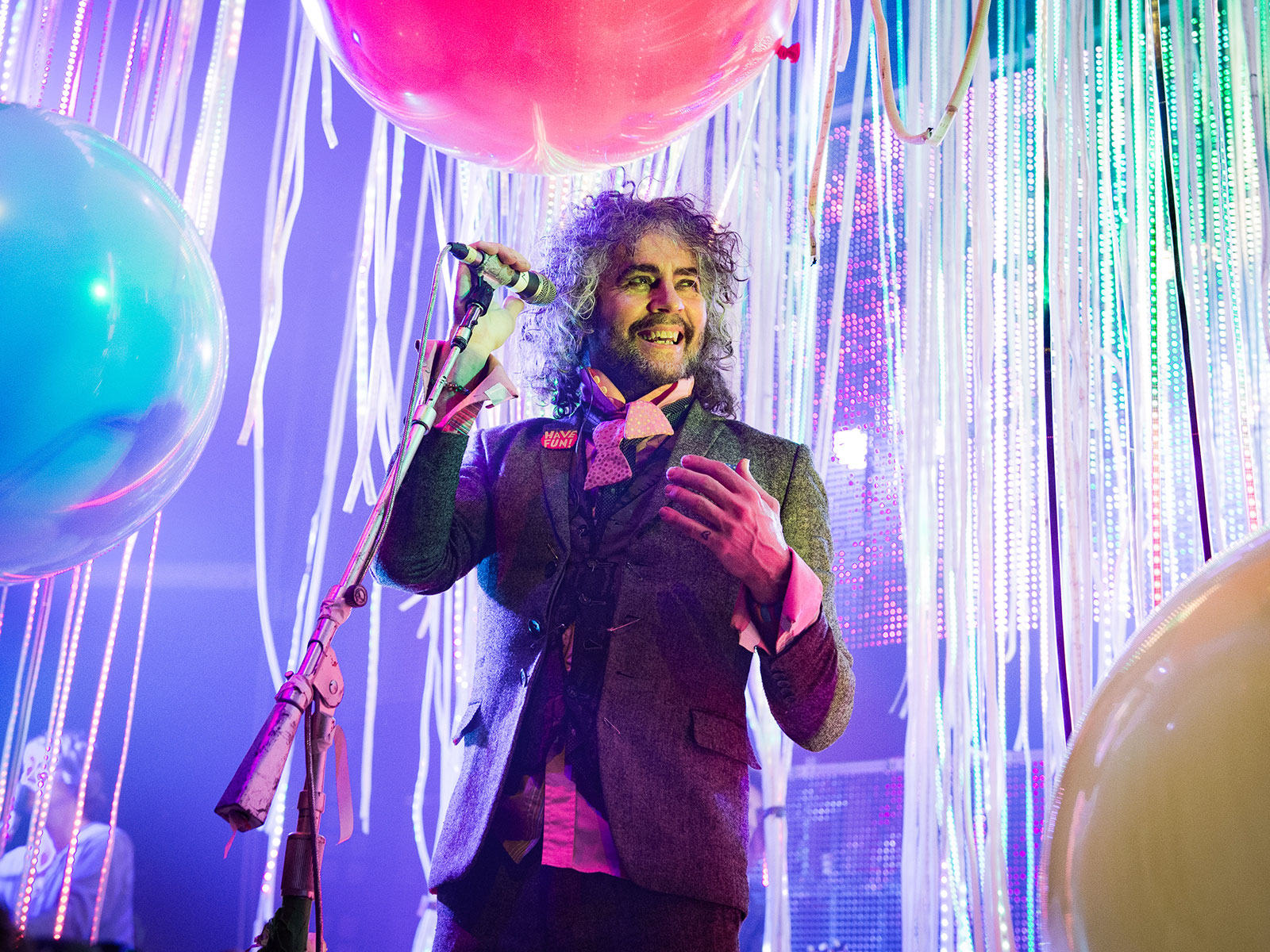 The Flaming Lips and Dogfish Head Are Collaborating on a Beer