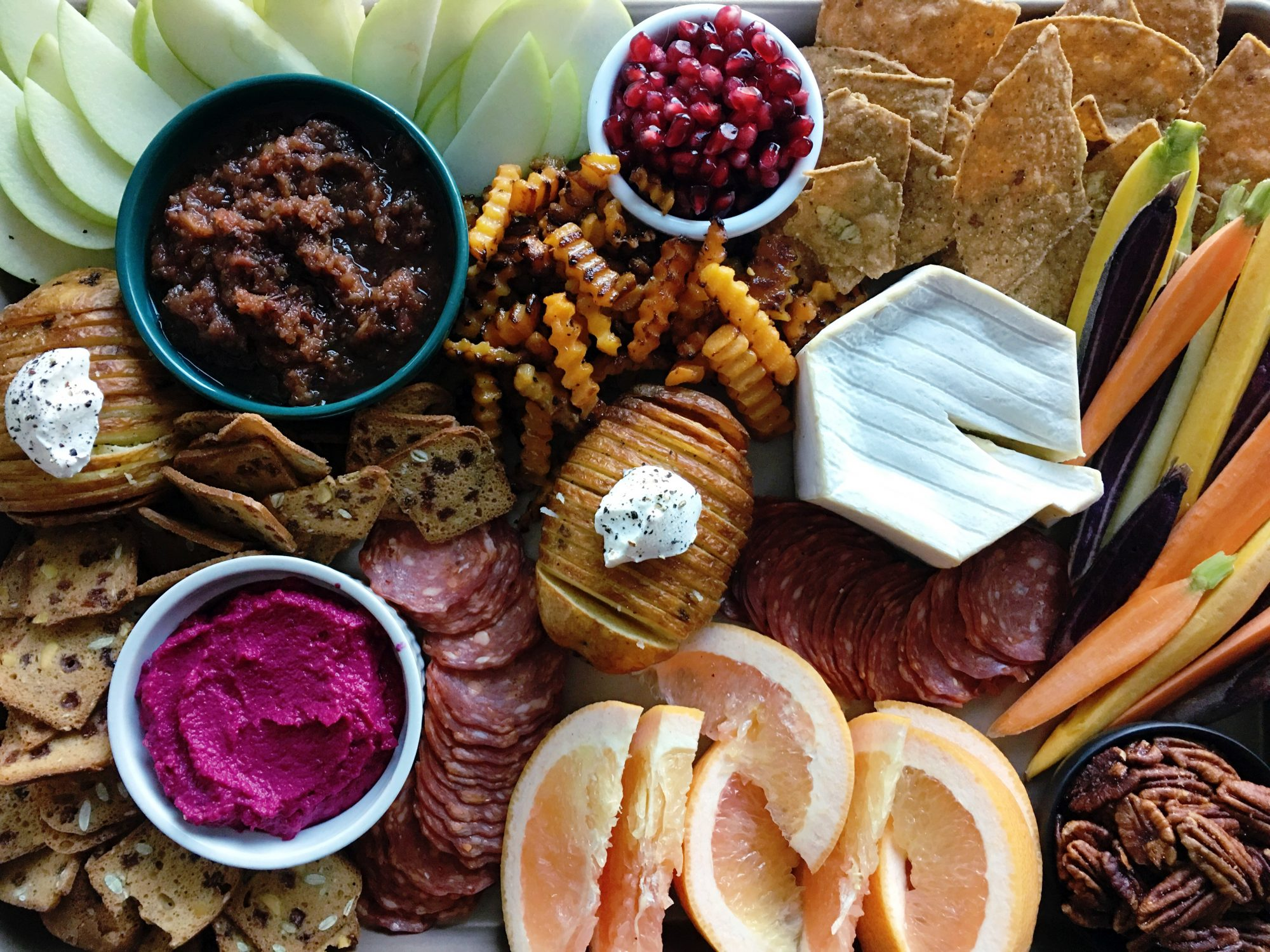 Snack Dinner Holiday Trader Joe's