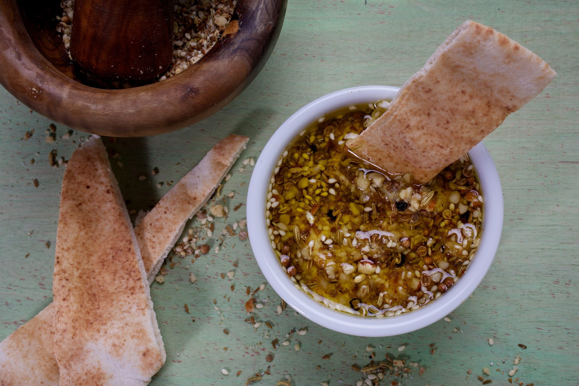 Everything You Need to Know About Dukkah