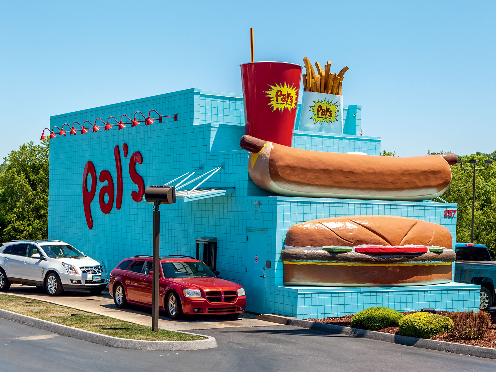 You've Probably Never Heard of One of The Country's Top Burger Chains