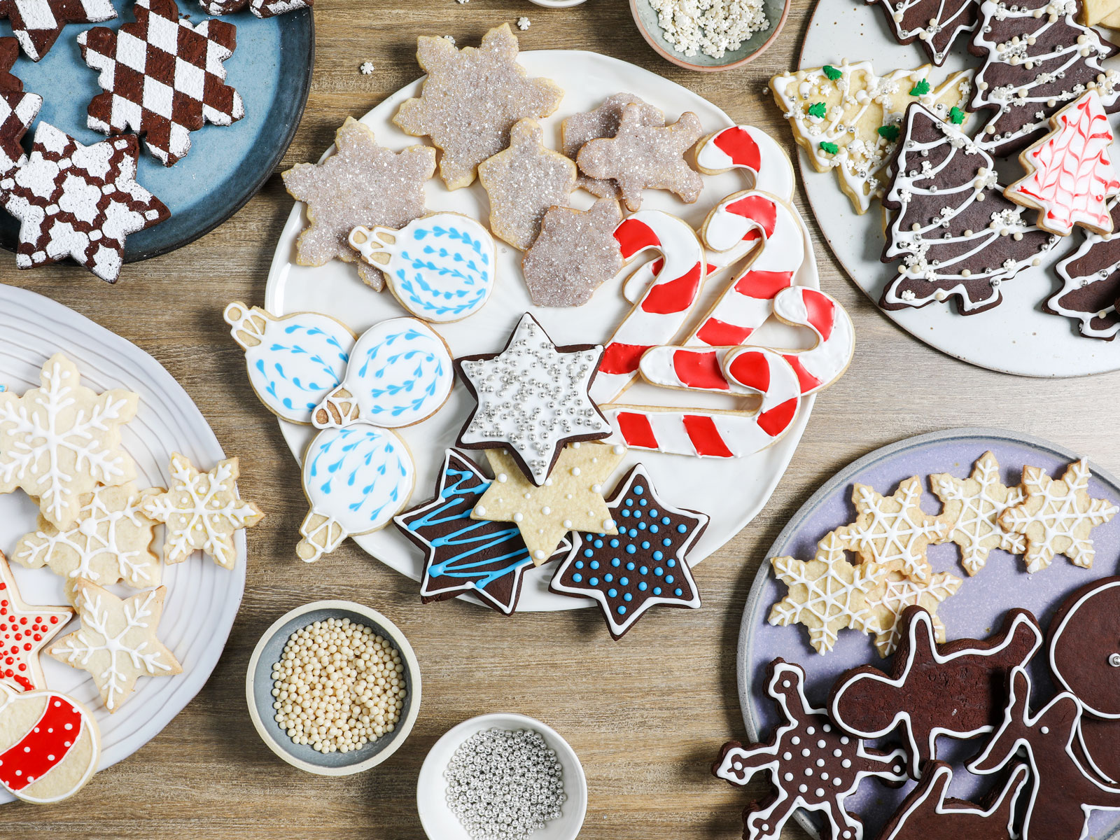 Holiday Cookie Decorating
