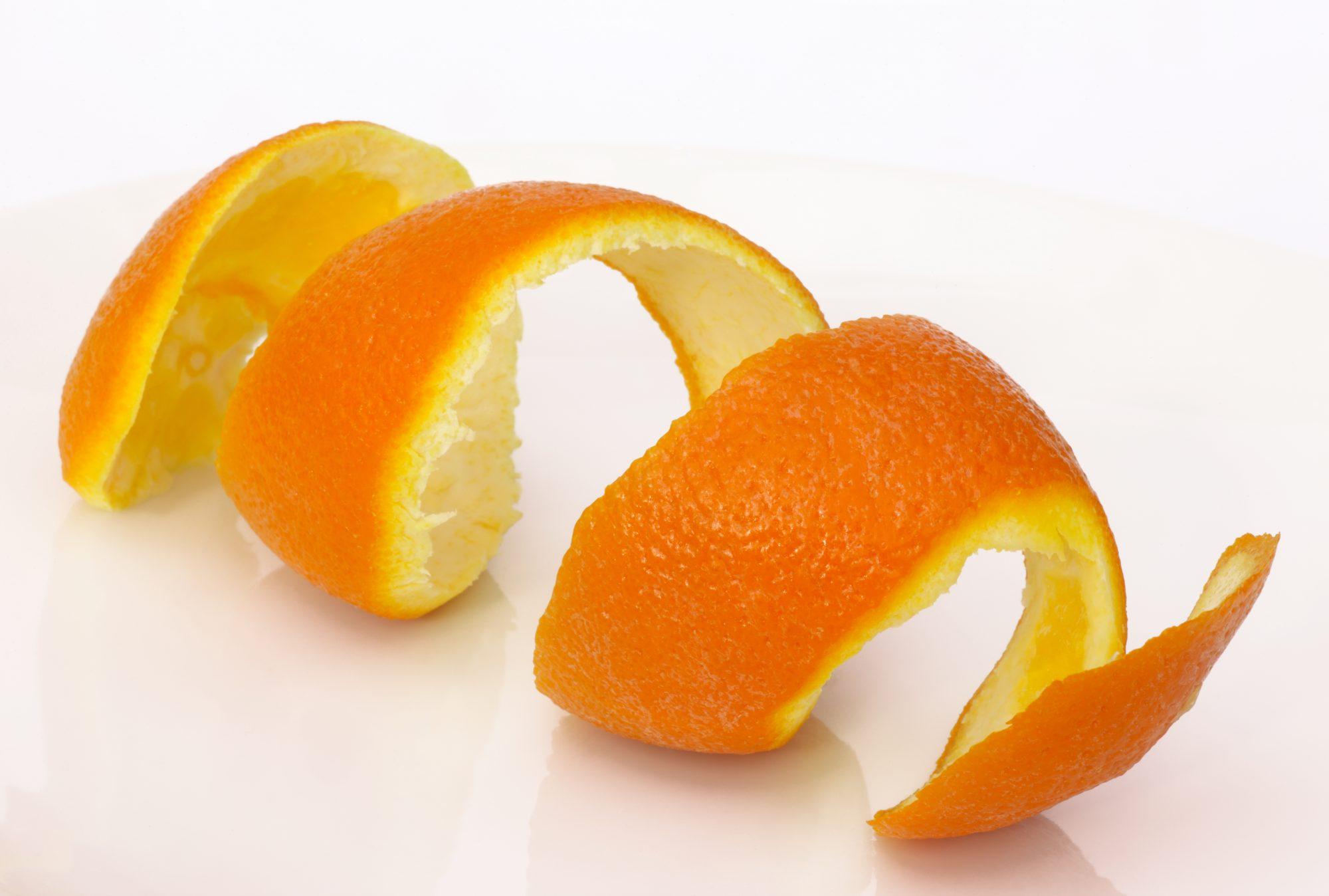 getty orange peel image