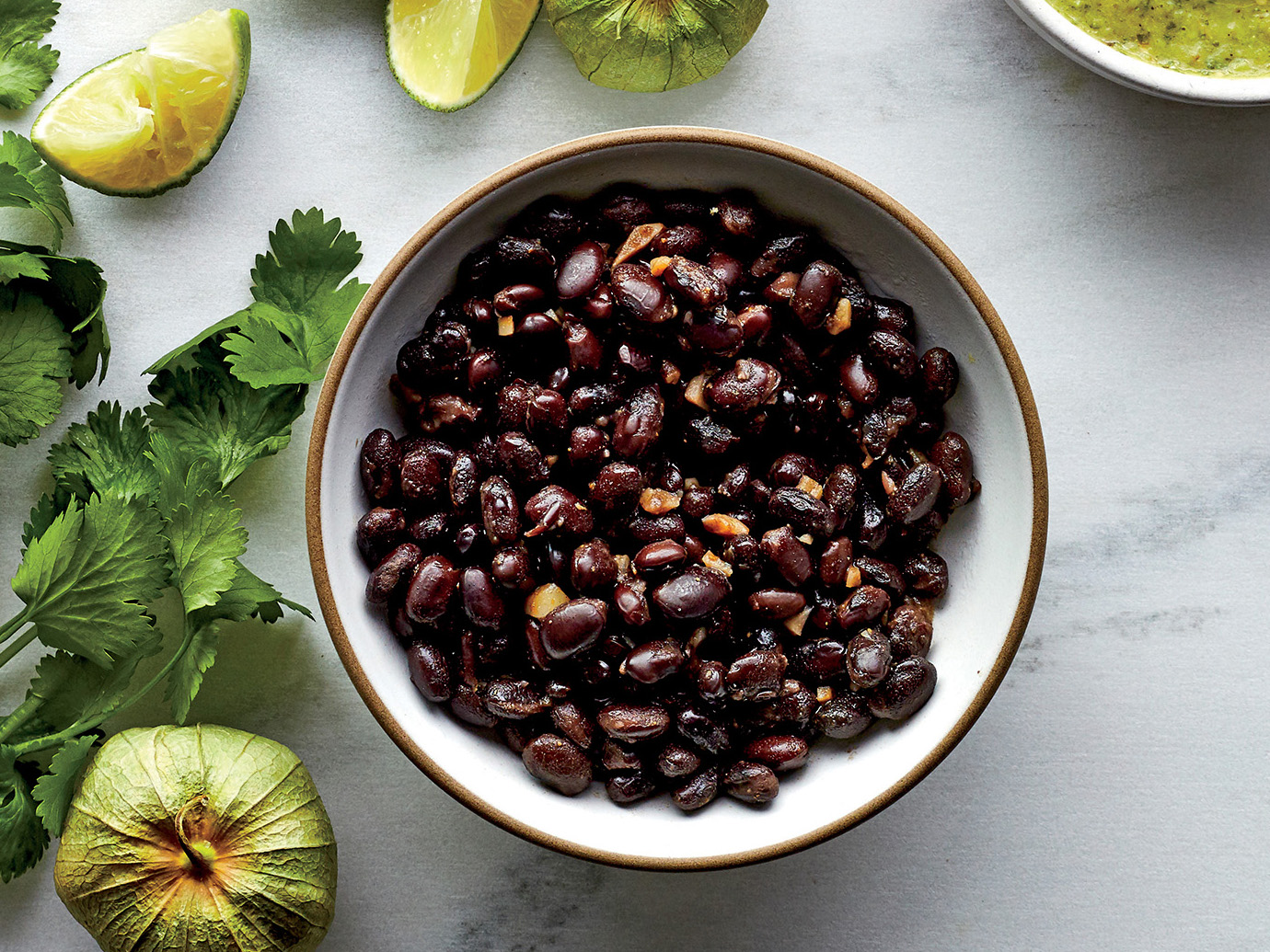 Easy Smoky Black Beans