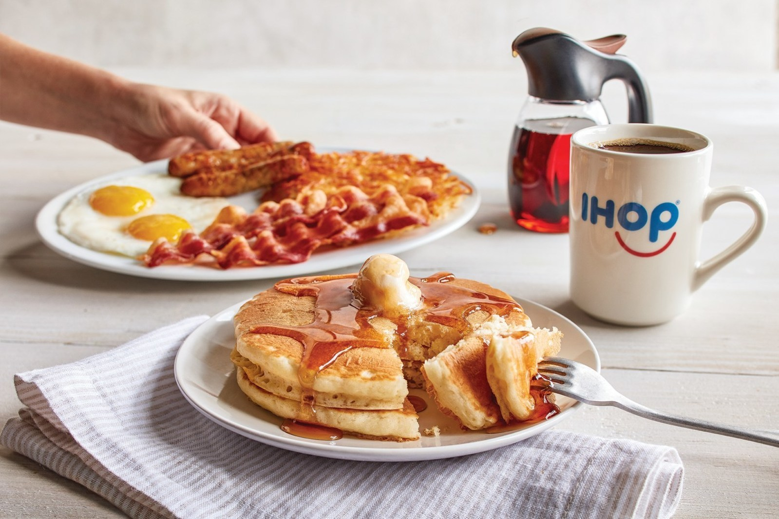IHOP Just Launched a $3.99 All-You-Can-Eat Pancakes Deal