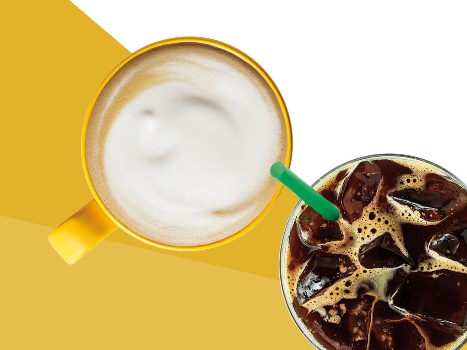 Starbucks Goes Blonde, Adds Second Espresso Option