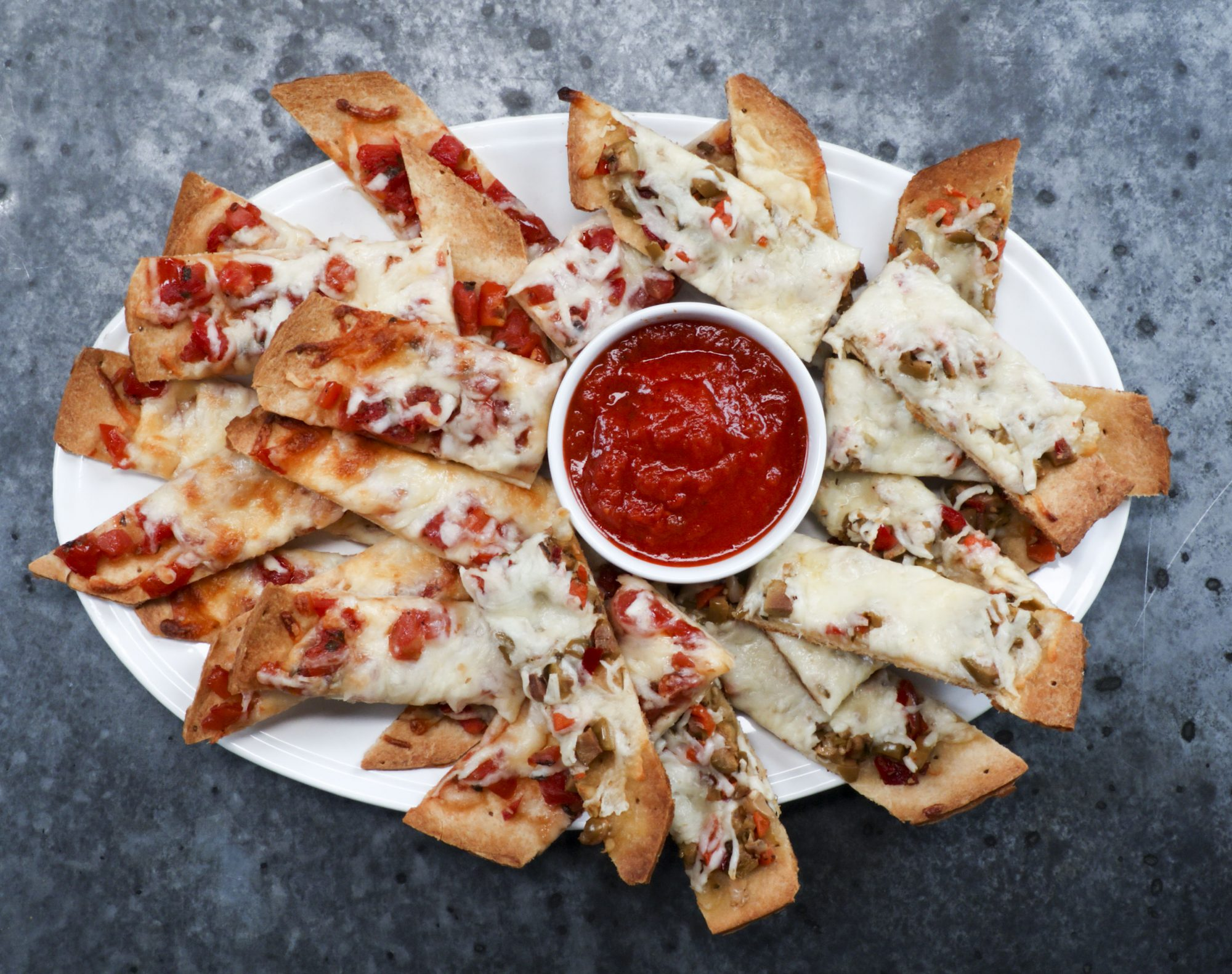 Easy Party Pizza Sticks image