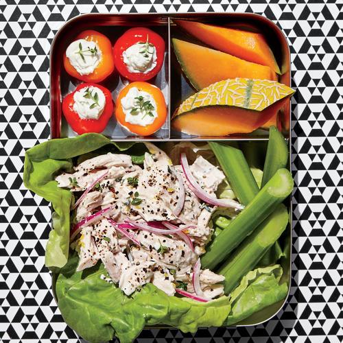 Chicken Salad Lunch Box