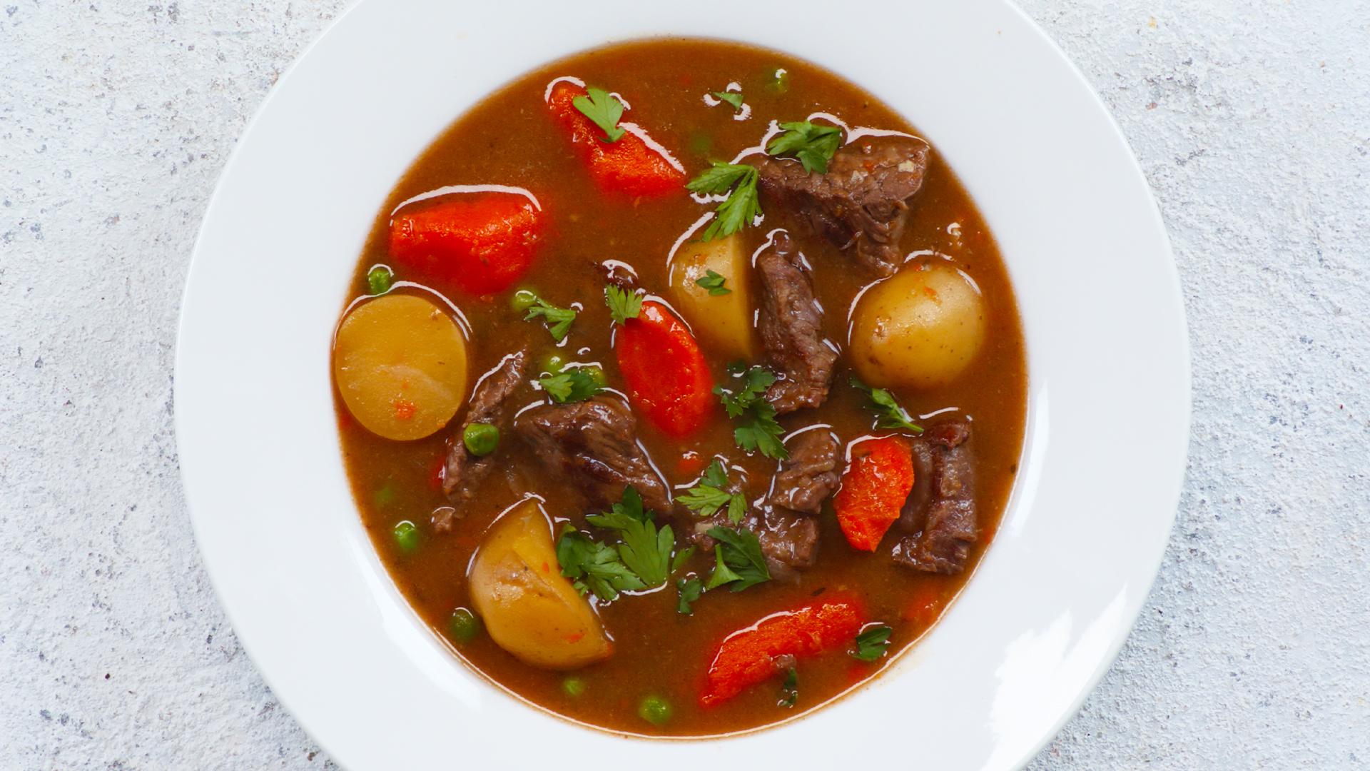 <p>Instant Pot Beef Stew</p>